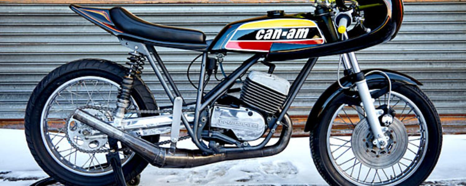 "Can Am TNT 250 ""55 Fast"""