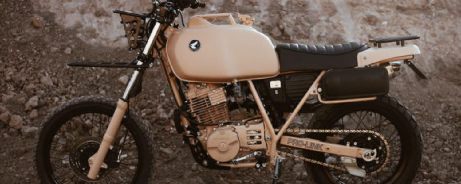 "Honda XL600R ""Dirt Trooper"" by Herencia Motor Company"