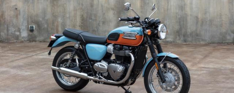 Triumph Bonneville the spirit of '59