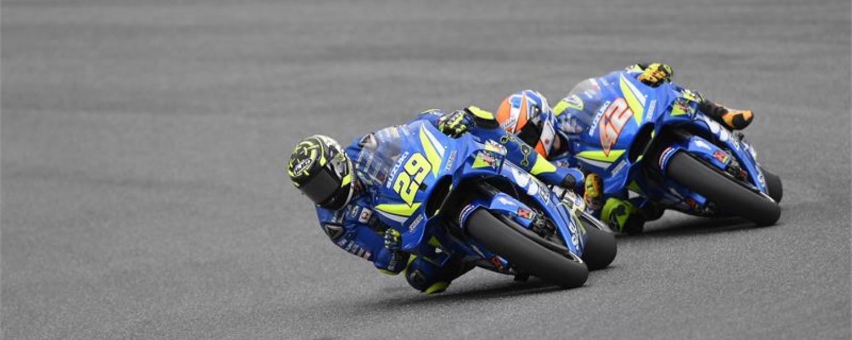 Test da brivido per il Gran Premio D'Italia di MotoGp!!!
