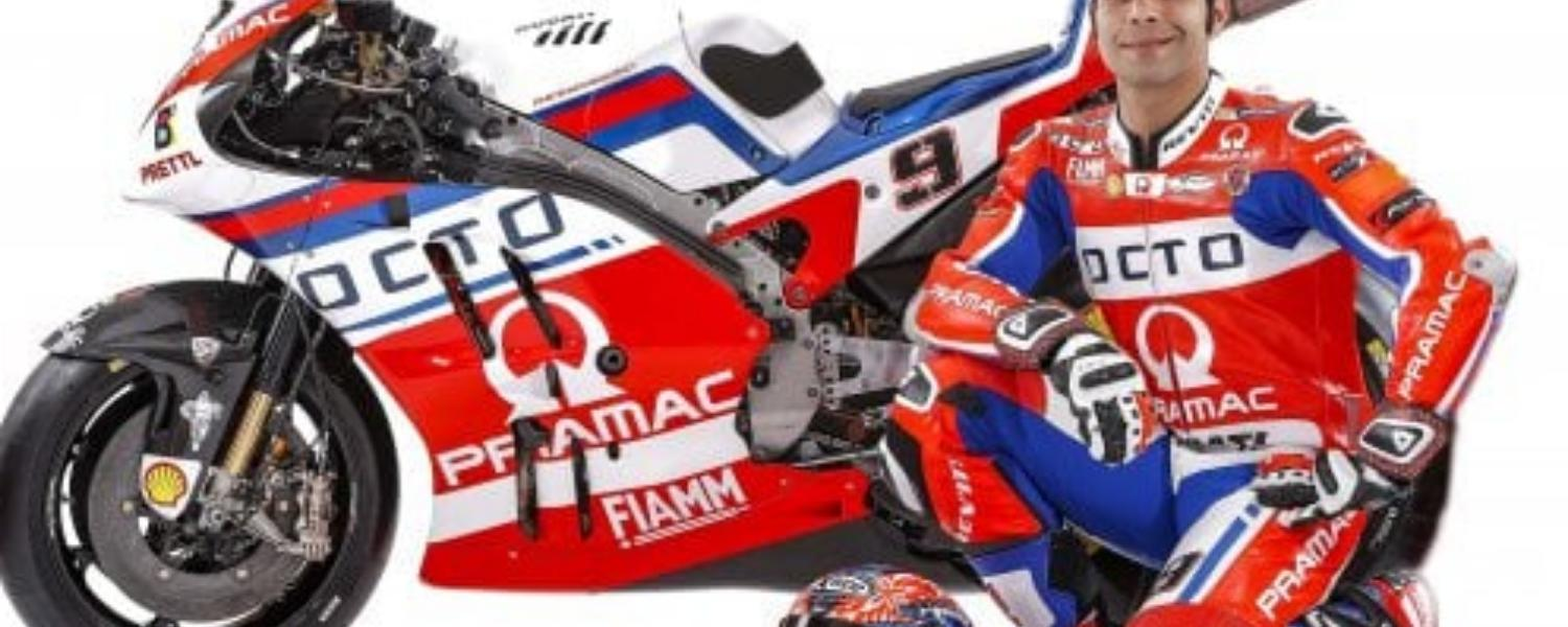 Petrucci on the official Ducati in 2019!
