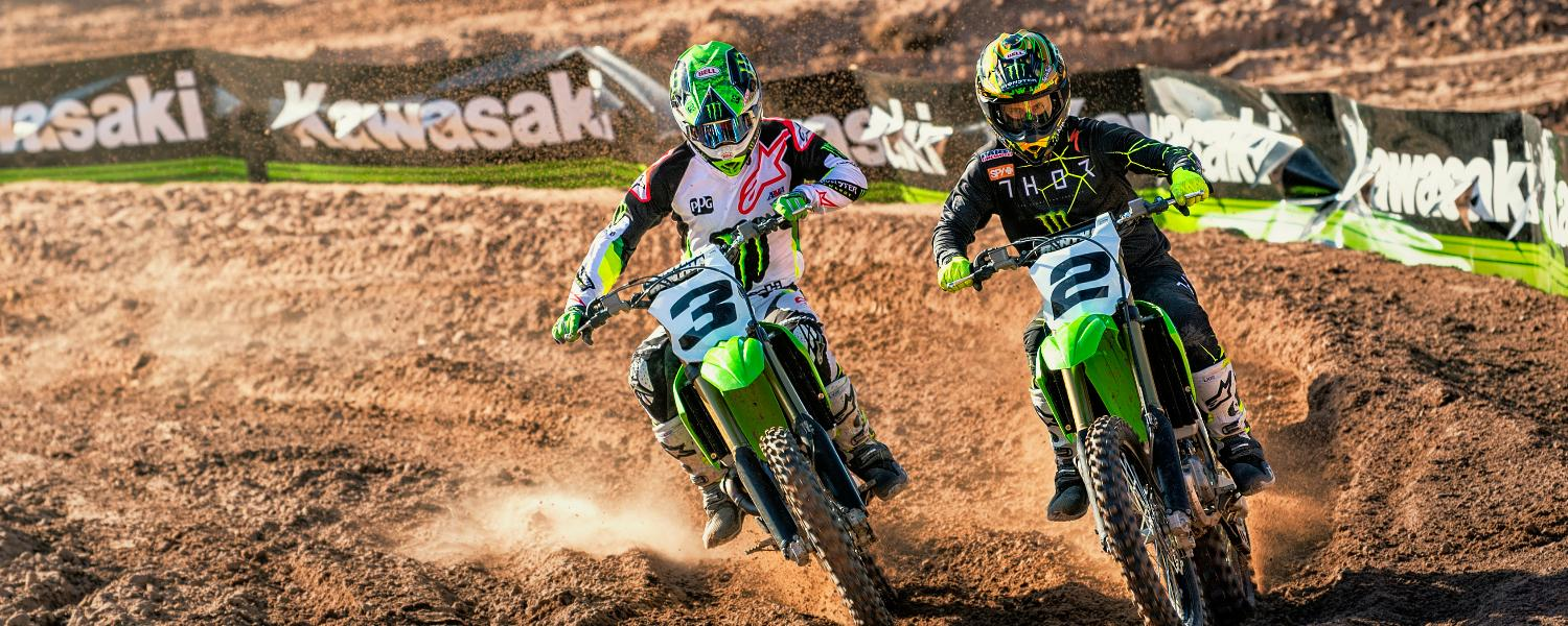 The new Kawasaki KX450 MY19 has been unveiled