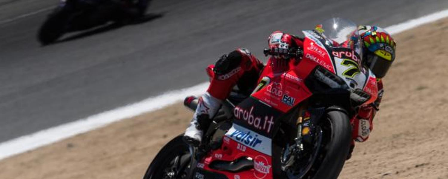 Ducati ready for the home GP