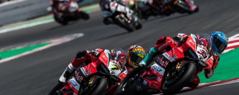 Ducati at Misano (Race 2)