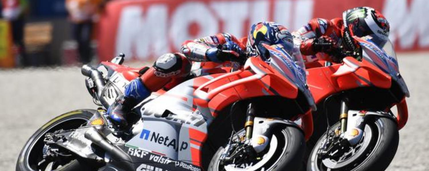 Ducati e il GP di Germania