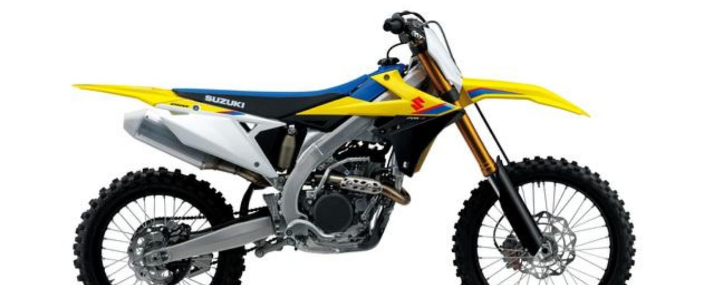Suzuki presenta l'RM-Z250 2019
