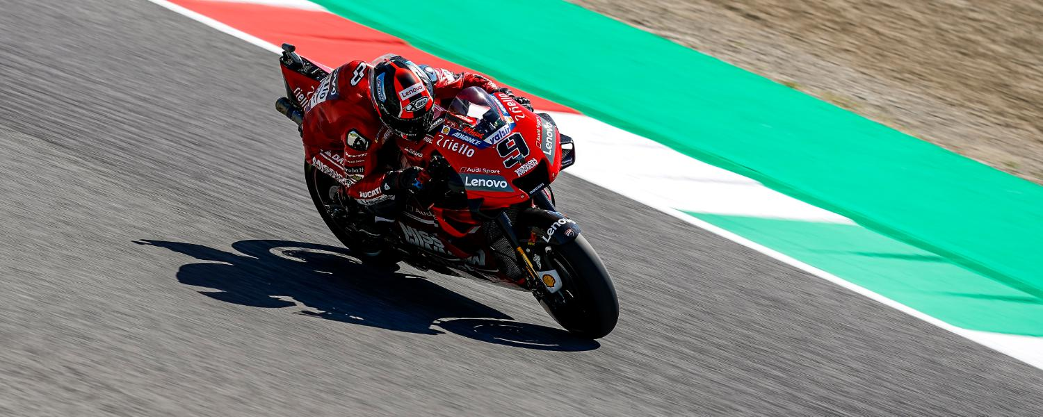 Italian Grand Prix - FP3: Petrucci marks the best time, is it the right year?