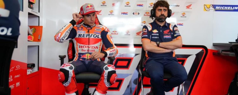 Gran Premio d'Italia- FP3: Marquez esce dalla tana