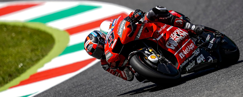 Italian Grand Prix: strategies win at Mugello and bring Danilo Petrucci on the top step right in the home circuit