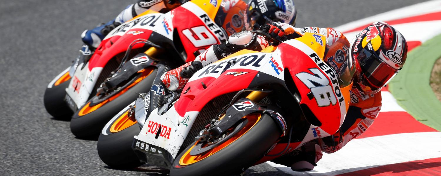 Honda's successes in MotoGP with the RC211V, RC212V and RC213V