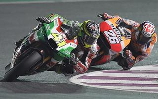 MOTOGP: ONE OF THE BEST RESULTS OF APRILIA