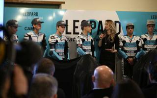 """Team Leopard sieht """"zu Hause"""". Moto2 - Moto3"""