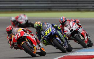MOTOGP ASSEN: MARQUEZ ACCOUNTANT SAVES THE HONOR OF THE HONDA
