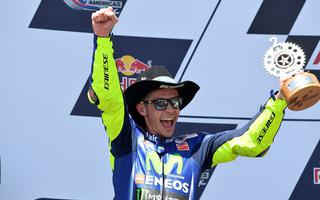 MOTOGP USA: ROSES AND LONG RISE TO THE DECIMUM TITLE
