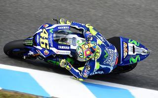 MotoGP Jerez, Rossi pole to scream. Lorenzo is 2nd, Marquez 3th