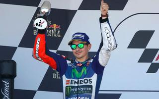 Jorge Lorenzo 2nd in Jerez commented as follows:
