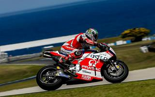 """PETRUCCI BACK ON TRACK A """"LE MANS""""!"""