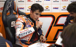 """MotoGP, Marquez: """"Rossi amazing, I keep the head of the World"""""""