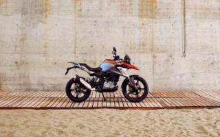 BMW G 310 GS: SMALL, ECONOMIC AND ADVENTURE