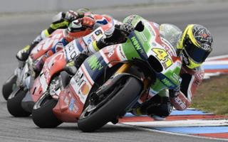 MotoGP Brno: Aprilia good result despite the penalty