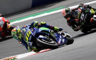 MotoGP Austria: Yamaha tire alarm!