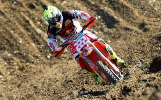 MXGP Switzerland: Cairoli to podium!