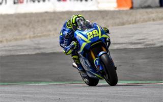 MotoGP Austria: Suzuki soffre ma migliora