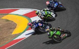 SBK GP Portugal: Kawasaki Absolute Domain
