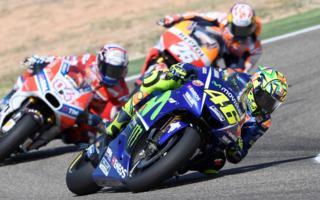 MotoGP Aragon: Valentine stoic but not enough