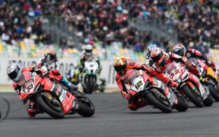 SBK GP of France: lights and shadows of Ducati