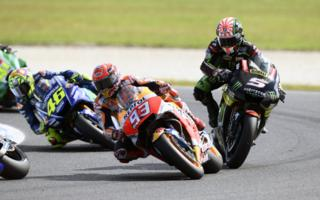 Australian GP: Marquez is one step from the world championship