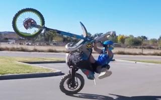 Motocross da urlo!