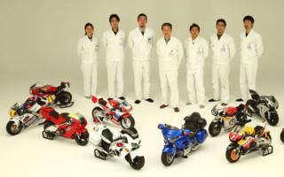Honda in miniature