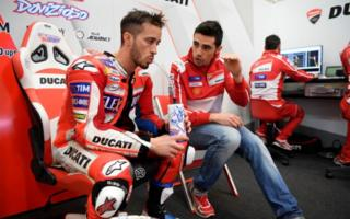 The trade of the MotoGP test driver