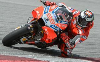 Renewal Lorenzo / Ducati