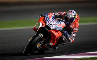 Test Ducati Qatar