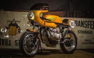 BMW R90S by Boxer Metal