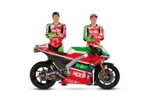 Aprilia renews the Italian challenge in MotoGP