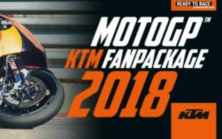 KTM Fan package 2018, all at Mugello!