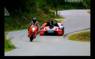KTM: Auto VS Moto
