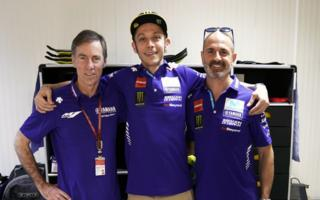Rossi and Yamaha together until 2020