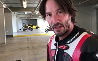 Keanu and Honda