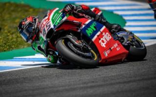 Results of Aprilia at Jerez