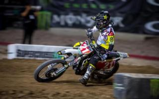 Motorex gets the fourth AMA Supercross title