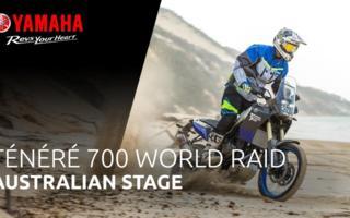 Yamaha insegue il prossimo orizzonte con Ténéré 700 World Raid