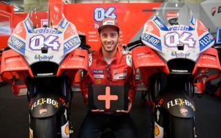 Ducati and Dovizioso