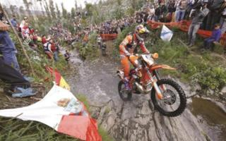 Motorex wins the Enduro Extreme!