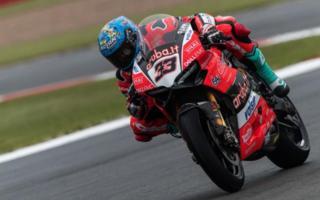 Ducati at Donington - Race 2