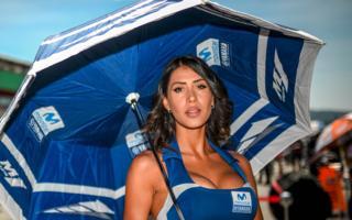 The umbrellas of the Mugello