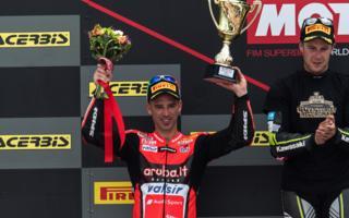 Ducati a Brno gara 1